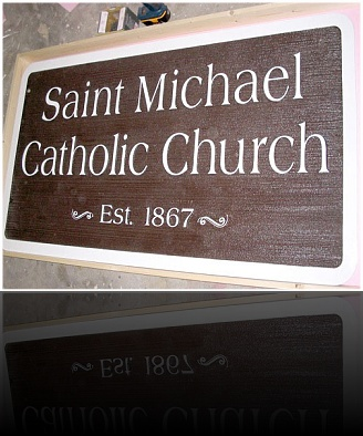 Sign Photo Gallery Of Church Signs 3d Storefront Signage Custom Made Signs Interior Signage
