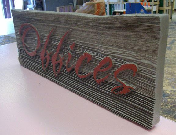 Sign Photo Gallery Of Sandblasted Wood Signs 3d